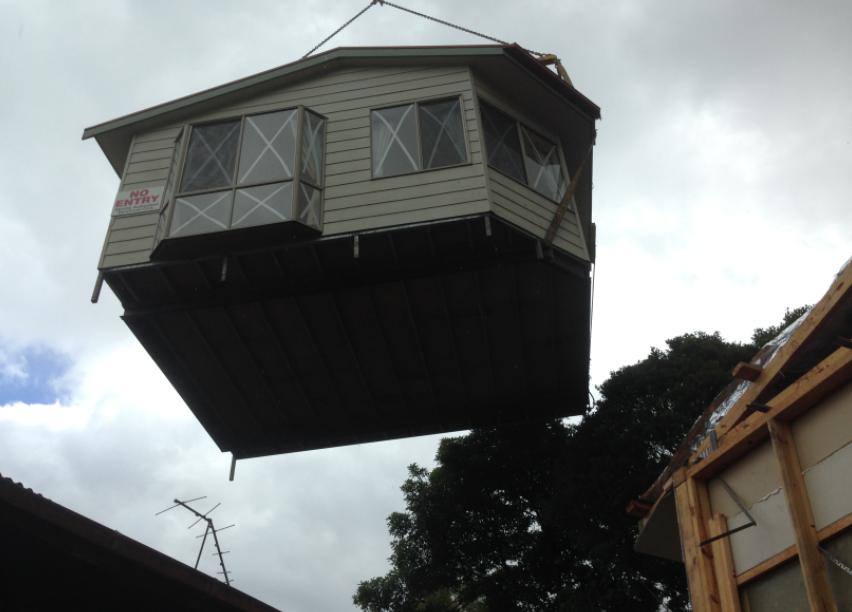 relocatable houses
