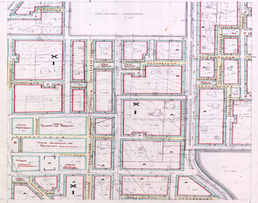 town planning application